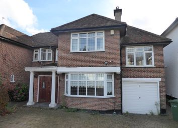Thumbnail 4 bed semi-detached house to rent in Snaresbrook Drive, Stanmore