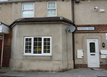 Thumbnail 3 bed flat to rent in Annesley Road, Sheffield