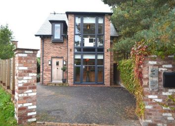 Thumbnail 3 bed detached house for sale in Meadows Road, Sale, Greater Manchester