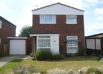Thumbnail 3 bed detached house for sale in Cere Road, Sprowston, Norwich