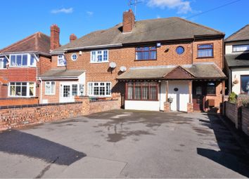 Thumbnail 3 bed semi-detached house for sale in Coronation Road, Pelsall