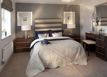 "Thumbnail 2 bedroom flat for sale in ""Madeley"" at Fen Street, Brooklands, Milton Keynes"