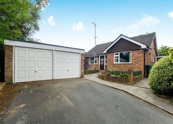 Thumbnail 2 bed bungalow for sale in The Homestead Corseley Road, Groombridge, Tunbridge Wells