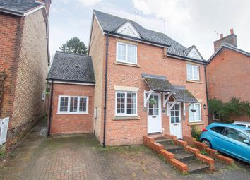 Thumbnail 2 bedroom semi-detached house to rent in West Road, Stansted, Essex