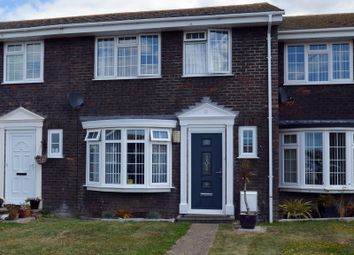 Thumbnail 3 bed terraced house for sale in Kestrel Close, Bracklesham Bay