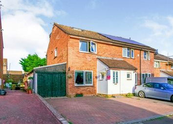 Thumbnail 4 bed semi-detached house for sale in Conybeare Road, Sully, Penarth