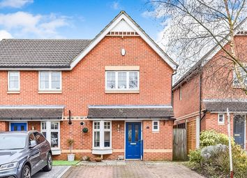 Thumbnail 2 bed semi-detached house for sale in Barrington Road, North Cheam, Sutton