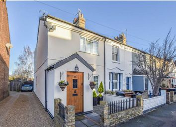 Thumbnail 3 bed end terrace house for sale in Tamworth Road, Hertford
