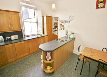 Thumbnail 1 bed flat to rent in Queen Charlotte Street, Edinburgh