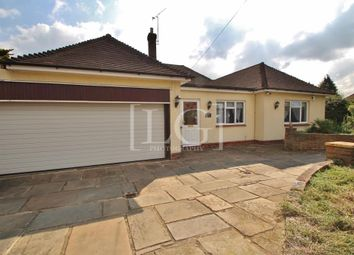 Thumbnail 4 bed detached bungalow to rent in Wansunt Road, Bexley