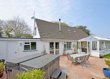 Thumbnail 5 bed detached house for sale in Halvarras Road, Playing Place, Truro