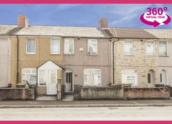 Thumbnail 3 bed terraced house for sale in Marshfield Street, Newport