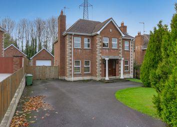 Thumbnail 4 bed detached house for sale in Rivergate Lane, Lisburn