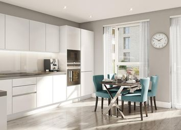 "Thumbnail 2 bed duplex for sale in ""Hawthorn Duplex"" at Meadowlark House, Moorhen Drive, Hendon, London"