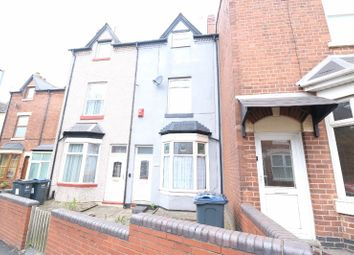 Thumbnail 3 bed terraced house for sale in Green Lane, Handsworth