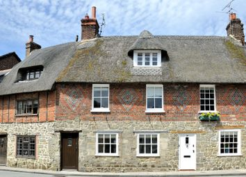 Thumbnail 2 bed cottage for sale in 22 Bell Street, Shaftesbury, Dorset