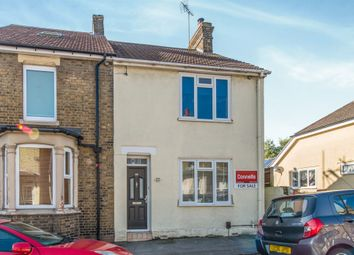 Thumbnail 2 bed semi-detached house for sale in Hythe Road, Sittingbourne
