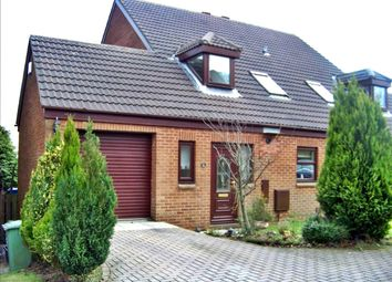 Thumbnail 4 bedroom semi-detached house for sale in Gleaston Court, Peterlee