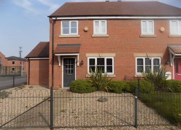 Thumbnail 3 bed semi-detached house for sale in Thrumpton Lane, Retford
