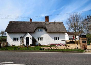 Thumbnail 4 bed cottage for sale in Ampthill Road, Lidlington, Bedford