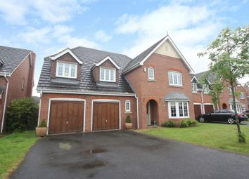 Thumbnail 5 bed detached house for sale in Riddings Hill, Balsall Common, Coventry