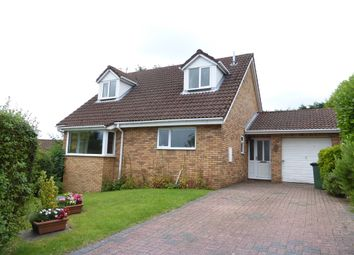 Thumbnail 4 bed detached house for sale in Cae Marchog, Energlyn, Caerphilly