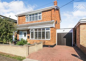 Thumbnail 2 bed detached house for sale in Hellendoorn Road, Canvey Island