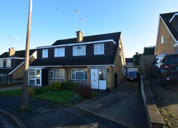 Thumbnail 3 bed semi-detached house for sale in Spring Crofts, Bushey