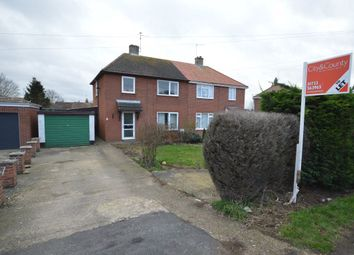 Thumbnail 3 bed property to rent in Postland Road, Crowland, Peterborough