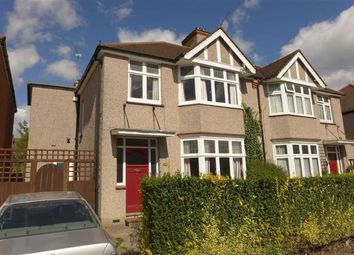 Thumbnail 4 bed semi-detached house for sale in Spencer Road, Harrow, Middlesex