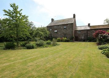 Thumbnail 4 bed detached house for sale in Laypool, Renwick, Penrith