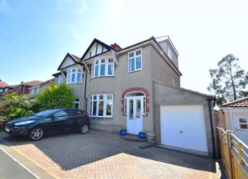 Thumbnail 5 bed semi-detached house for sale in Bishop Road, Bishopston, Bristol