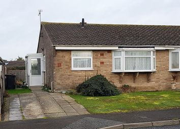 Thumbnail 2 bedroom semi-detached bungalow to rent in Claremont Avenue, Gillingham