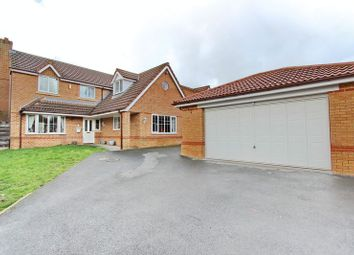 Thumbnail 4 bed detached house for sale in Willow Drive, Unsworth, Bury