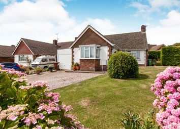 Thumbnail 2 bedroom detached bungalow for sale in Haystoun Close, Eastbourne