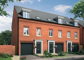 Thumbnail 3 bed town house for sale in Stonnyland Drive, Lichfield