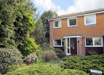 Thumbnail 2 bed end terrace house for sale in Reading Road, Pangbourne, Reading