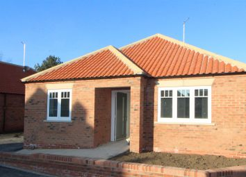 Thumbnail 3 bed detached bungalow for sale in Main Street, Cranswick, Driffield