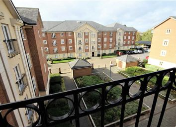 Thumbnail 2 bed flat for sale in Brunel Crescent, Swindon, Wiltshire