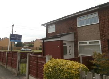 Thumbnail 3 bed semi-detached house to rent in Hattersley Road East, Hyde