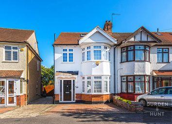 Thumbnail 4 bed end terrace house to rent in Bush Road, Buckhurst Hil