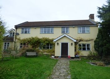 Thumbnail 4 bed detached house to rent in Paynes Lane, Othery, Bridgwater