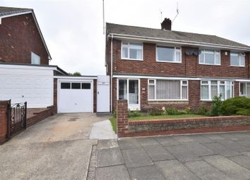 Thumbnail 3 bed semi-detached house for sale in Hipsburn Drive, Humbledon, Sunderland