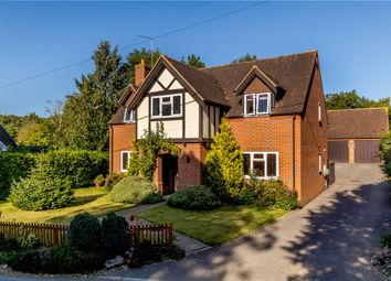Thumbnail 4 bed detached house for sale in Cadley Road, Collingbourne Ducis, Marlborough, Wiltshire