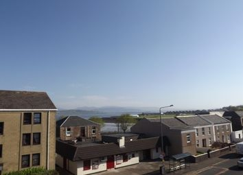 Thumbnail 1 bedroom flat to rent in Cardwell Road, Gourock