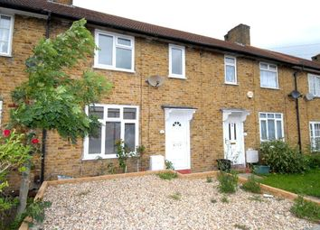 Thumbnail 3 bed terraced house to rent in Montacute Road, Morden