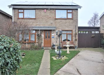 Thumbnail 4 bed detached house for sale in Calder Close, Immingham