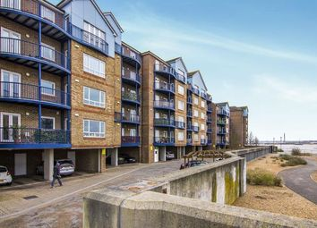 Thumbnail 2 bed flat for sale in Argent Street, Grays, Essex