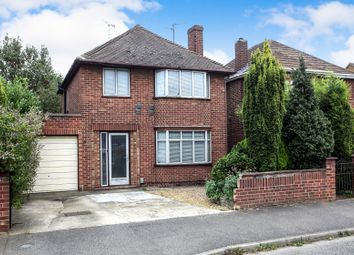 Thumbnail 3 bed detached house for sale in Warwick Road, Walton, Peterborough