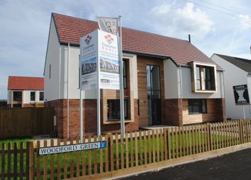 Thumbnail 5 bed detached house for sale in Woodford, Nr. Berkeley, Thornbury, Bristol